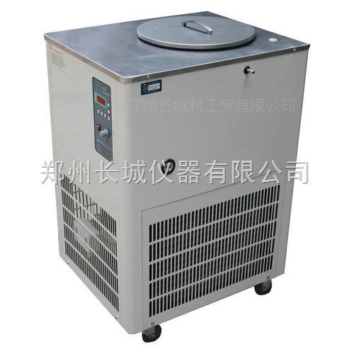 郑州长城制冷泵DLSB-30L/-40℃冷却液循环泵