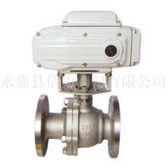 电动球阀Q941F-16C DN50-DN300