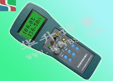 热电阻效验防真仪