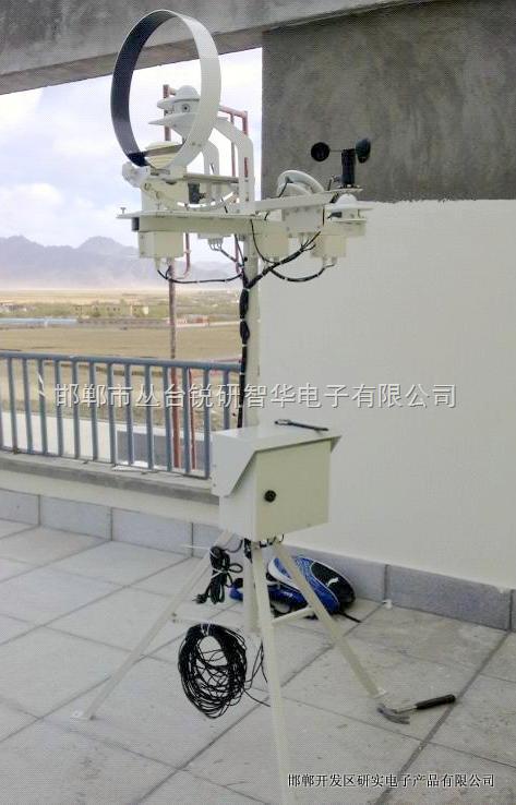 新能源智能微电网气象环境监测仪(485通讯)