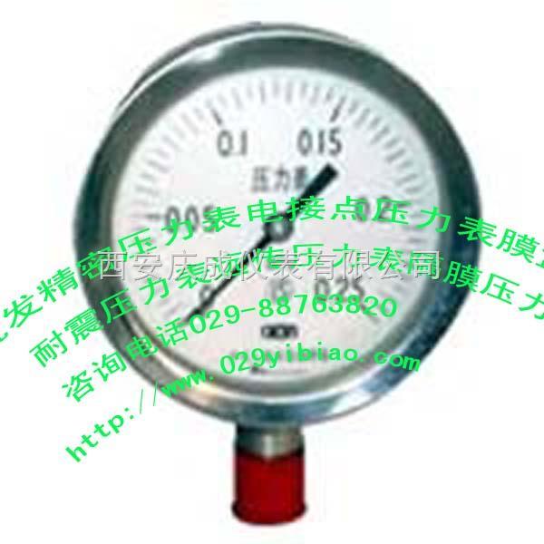 電接點防爆壓力表-電接點防爆壓力表