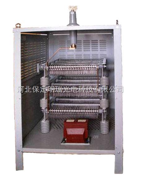 35KV变压器中性点接地电阻柜含接地变及小电阻柜接地装置