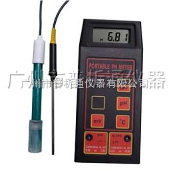 便携式PH计,便携式酸度测定仪