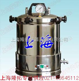 高压蒸汽灭菌器(24L定时数控型),手提式高压蒸汽灭菌器厂家