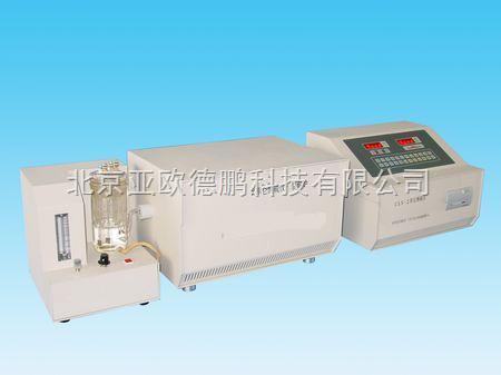 DP-CLS-2-庫侖測硫儀/庫侖定硫儀