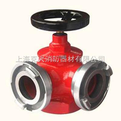 单阀双出口型室内消火栓