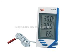 KT-908外置探头温湿度计