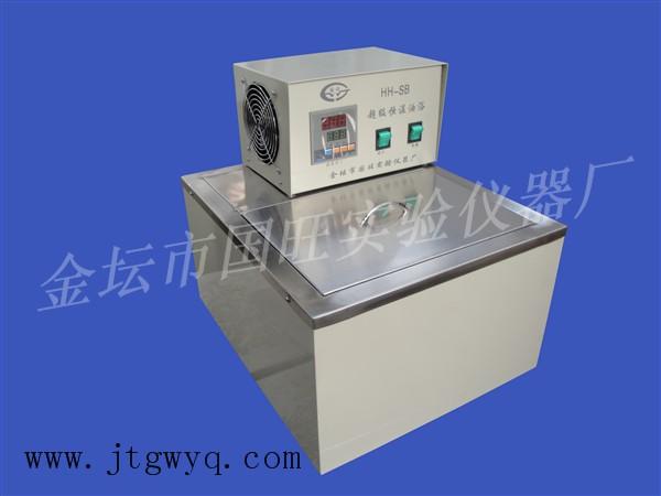 HH-SB-超级恒温油浴槽(内循环)
