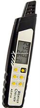 台湾衡欣AZ8750 笔式炎热指数仪  大气压力计 多功能温度仪