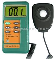 泰玛斯TM-207太陽能功率錶