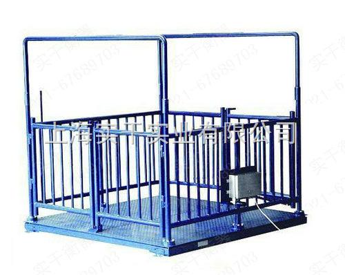 SCS-南寧1T電子畜牧秤優質供應