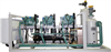 三并联低温螺杆并联压缩冷凝机组/超静音冷凝机组/超低温制冷机组