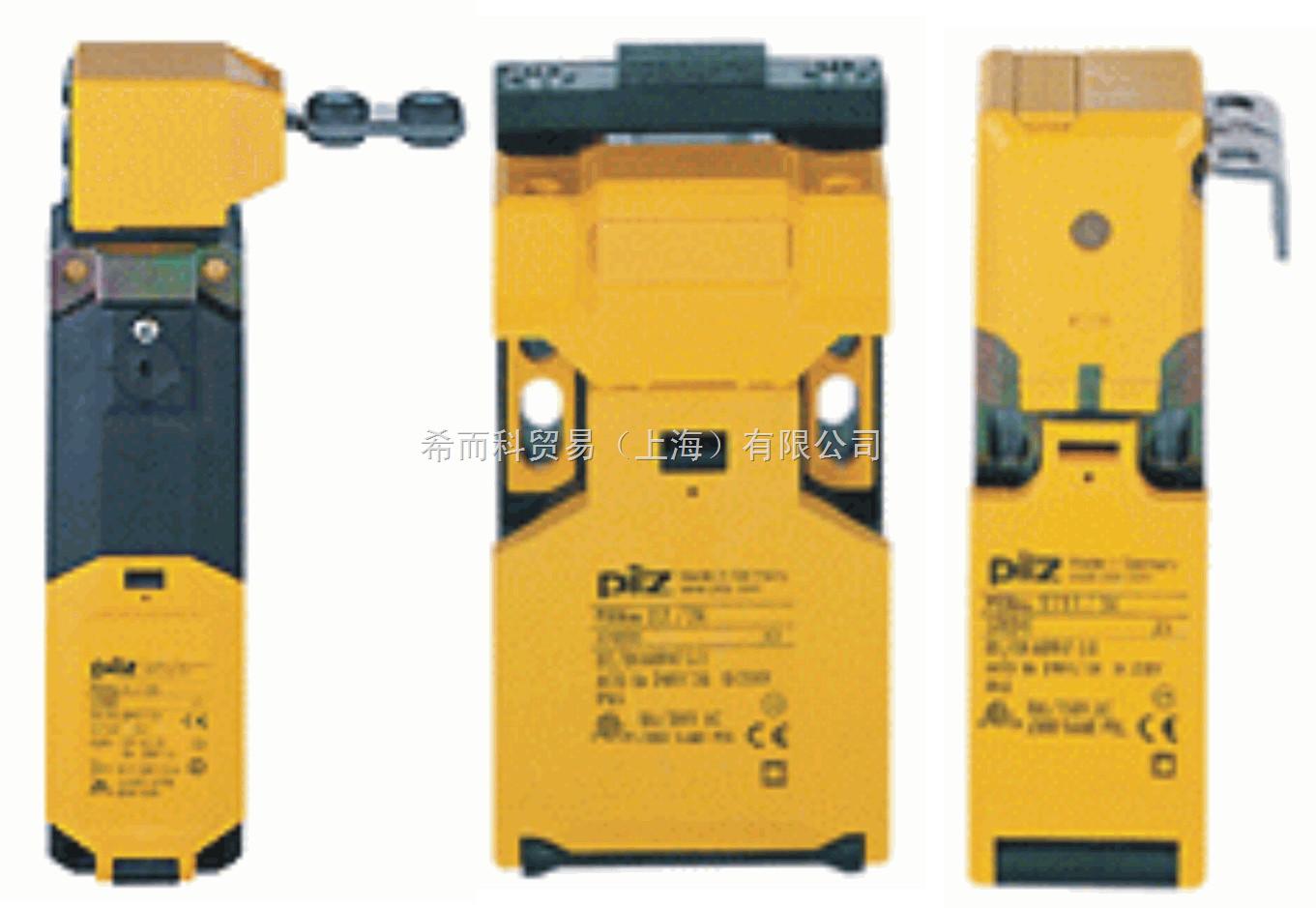 pilz安全继电; pilz安全继电器;