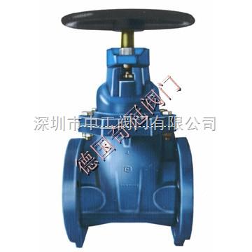 QIG-ZAF80-CB-进口耐酸碱闸阀深圳市中工阀门有限公司