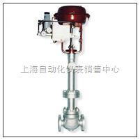 97-21000W 98-21000W系列 气动单座波纹管密封调节阀