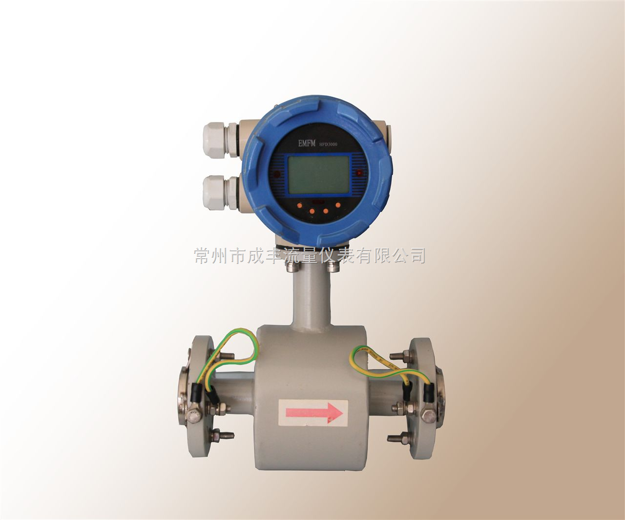 LDG-A065-【常州成丰】国产的价格打造西门子电磁流量计的品质