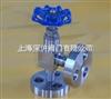 高压角式针阀J44Y-320P