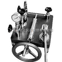 上海自动化仪表四厂YJY-600A压力表校验器