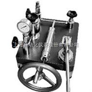 上海自动化仪表四厂YJY-600压力表校验器