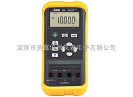 胜利V/mA校验仪 VC04温度过程校验仪  信号发生器