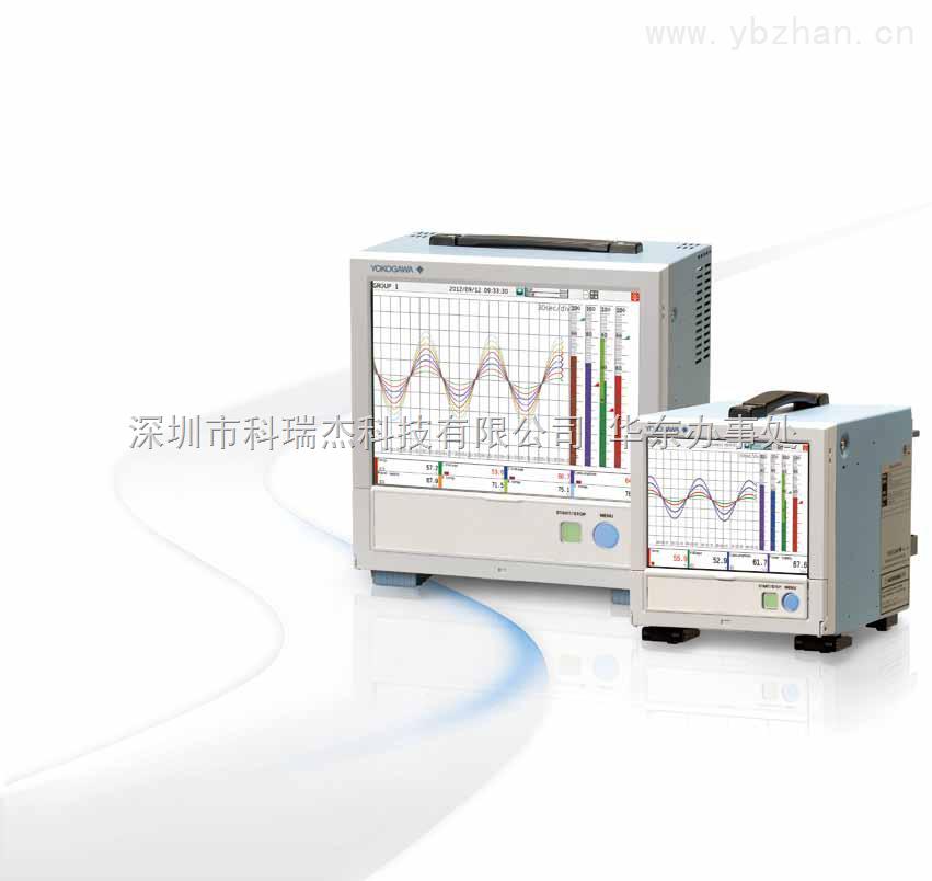 横河GP20/GP10温度记录仪