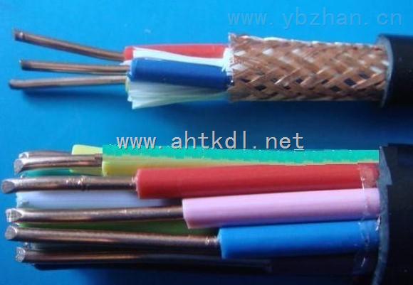 清洁环保控制电缆WDZN-KYJYP-2*1.5mm2