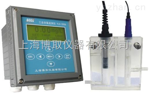YLG-2058-自來水廠余氯/二氧化氯分析儀,配套二氧化氯發生器