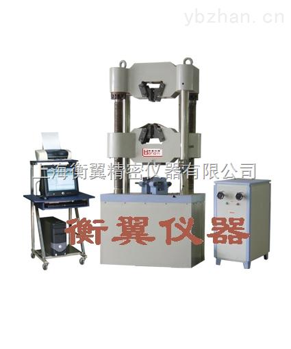 HY(WE)100060-液壓萬能材料試驗機