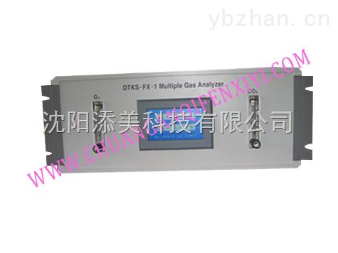 多气体分析仪/高精密/高精度/数字/触摸式/CO2+O2分析仪/可订做