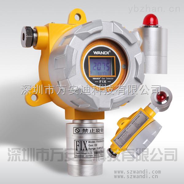 万安迪FIX550-CO2-IR红外二氧化碳检测仪