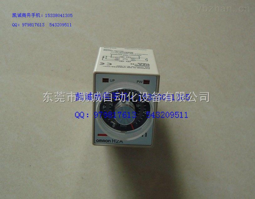 出售原装正品欧姆龙H3RN-21 DC24 全新固态定时器