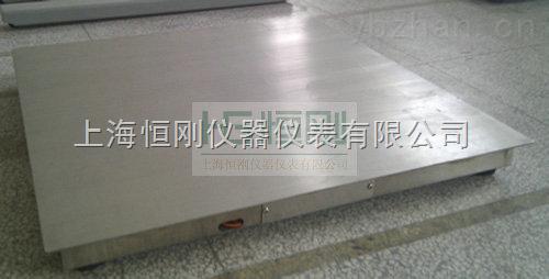 SCS-3噸超低臺面不銹鋼電子地磅秤