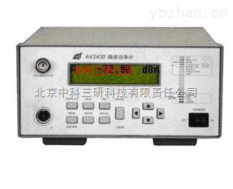HG02-2432/3-微波功率计