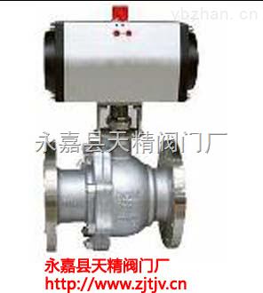 温州不锈钢阀门Q641F-16P厂家