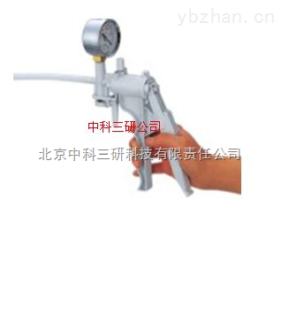 NY26-SD-手动式真空泵