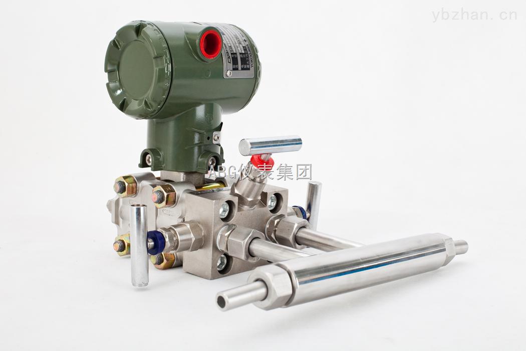 過熱蒸汽流量計-管道式