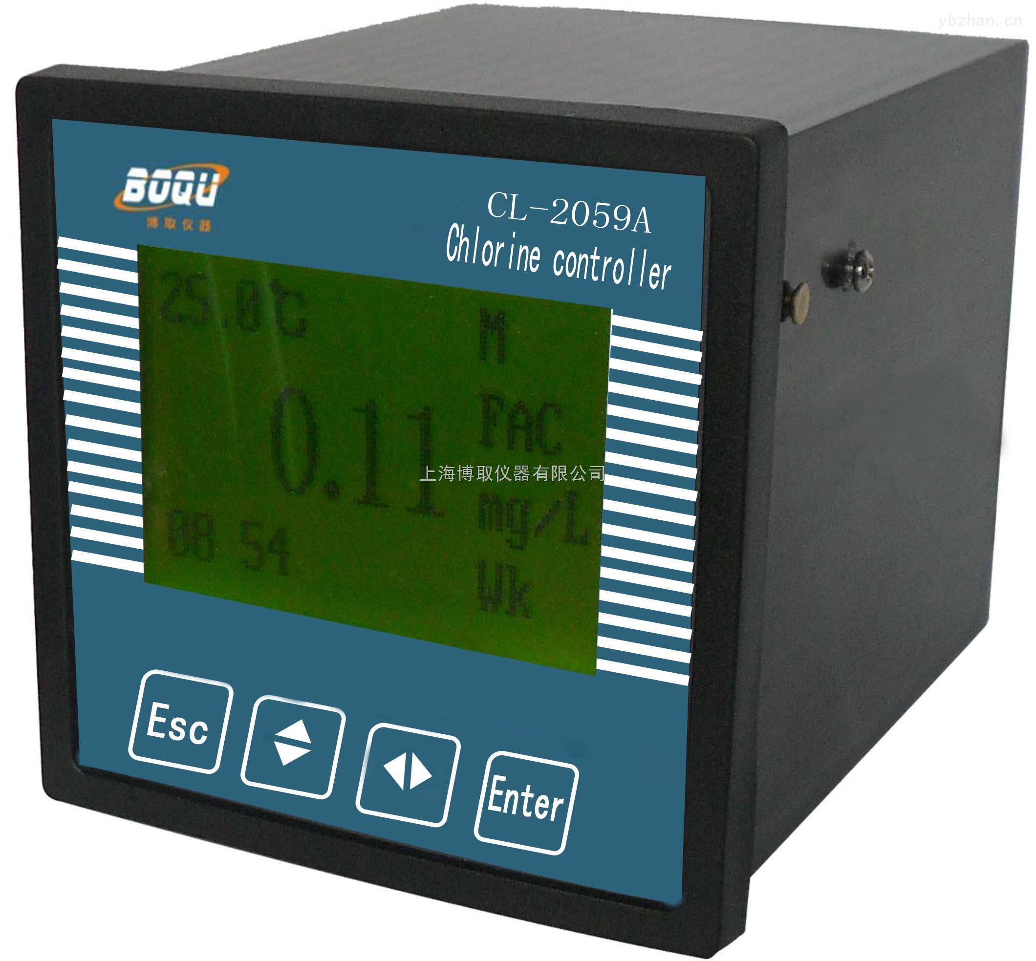 CL-2059A-余氯在线分析仪,供水公司,食品厂余氯检测