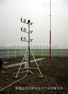 视频监测功能农业小气候观测仪