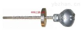固定法兰式温度传感器 固定法兰式液体温度传感器