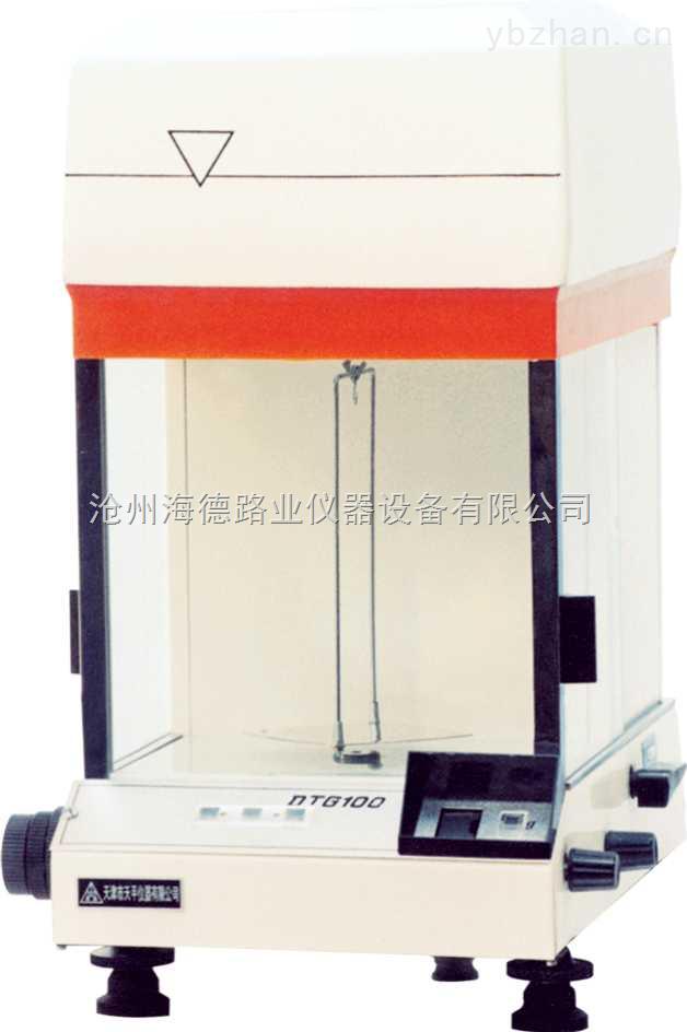 单盘天平DT-100(分析天平)