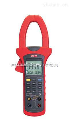 UT233-三相數字鉗形功率計