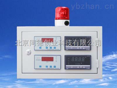 碎煤机监控系统/壁柜式碎煤机振动、温度监控系统厂家直销型号:ZW