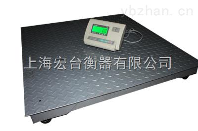 山西供应SCS-10吨电子地磅,太原10吨防水电子地秤