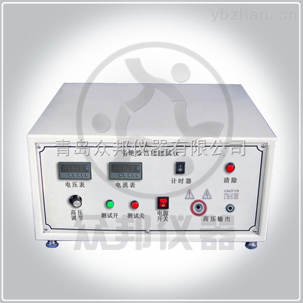 生产商安全帽电绝缘性能测试仪ZM-819