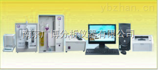 电脑碳硫分析仪一体机GB-DN