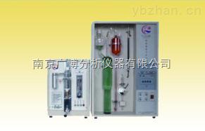 高锰钢碳硫检测仪器