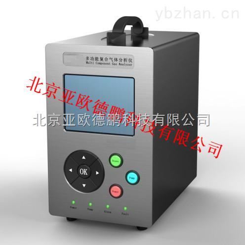 DP-H2S-3S-多功能复合气体分析仪