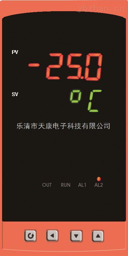 直流电压/电流显示控制仪型谱表