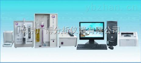铸铁碳硫联测分析仪GB-DN