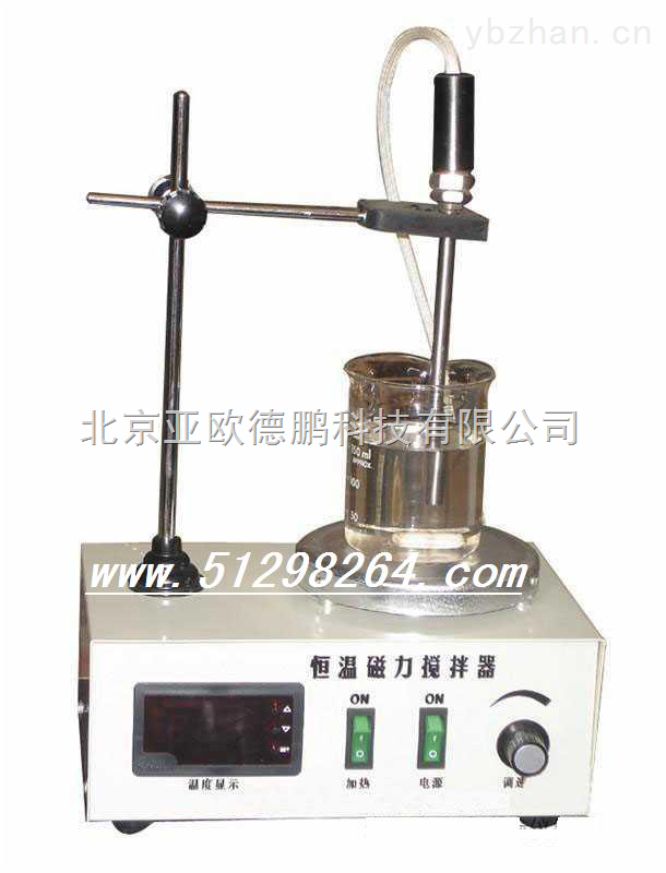 DP-78-1A-控温磁力加热搅拌器 磁力搅拌器 控温磁力搅拌器